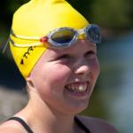 Annaleise Swims again!